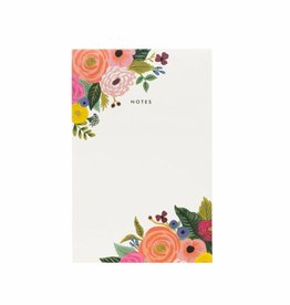Rifle Paper Co. Juliet Rose Notepad