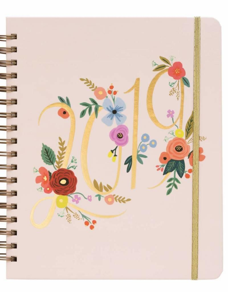 Rifle Paper Co. 2019 Bouquet Planner