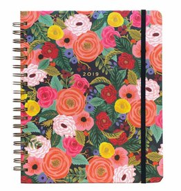 Rifle Paper Co. 2019 Juliet Rose Planner