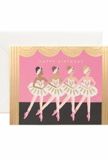 Rifle Paper Co. ballet birthday card