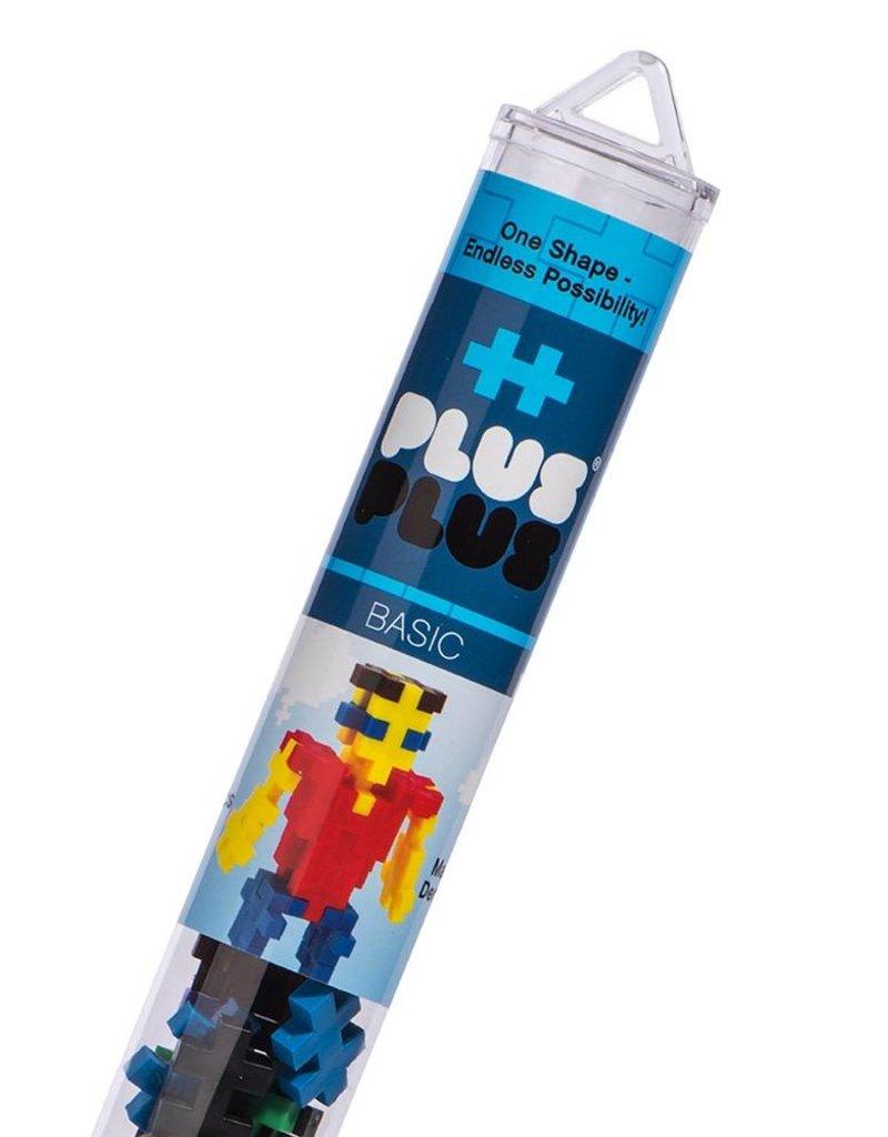 Plus Plus open play basic mix tube