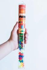 Plus Plus open play neon mix tube