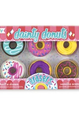 OOLY dainty donut sceted erasers