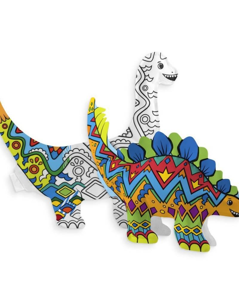 OOLY 3D colorables- dinosaur friends