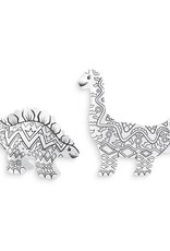 OOLY 3D colorables- dinosaur friends