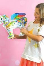 OOLY 3D colorables- magic unicorn