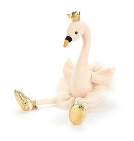 Jellycat fancy swan- medium