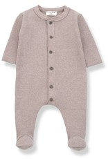 1+ in the Family marcello jumpsuit- rose