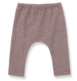 1+ in the Family pia leggings- pruna/grey