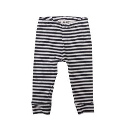 Go Gently Nation baby pencil pant- navy stripe