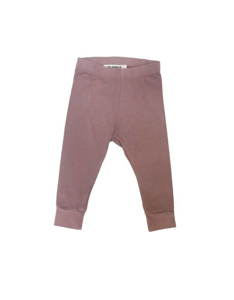 Go Gently Nation baby pencil pant- cinnamon