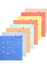 Meri Meri multi color stars napkins small