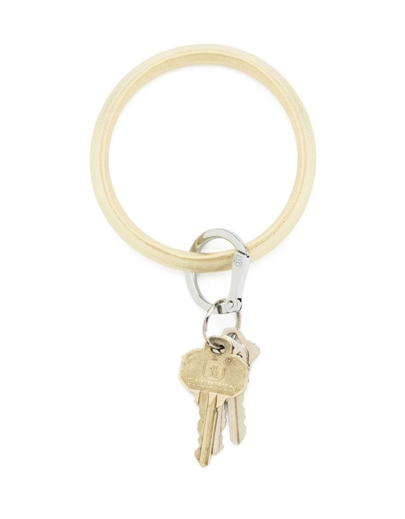 Big O Key Ring gold rush signature