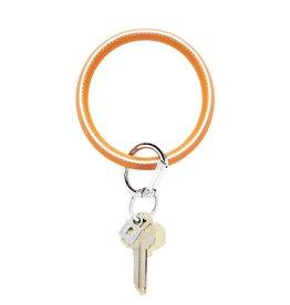 Big O Key Ring longhorn signature