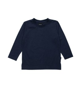 Superism nate l/s tee- navy