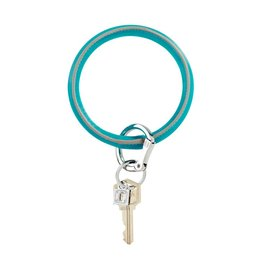 Big O Key Ring oceanside signature