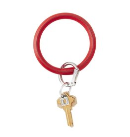 Big O Key Ring cherry on top vegan