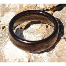 "NobEssence Rendezvous 2"" Wood Cock Ring"