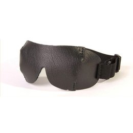 Leatherbeaten Leatherbeaten - Blind Jockey Blindfold