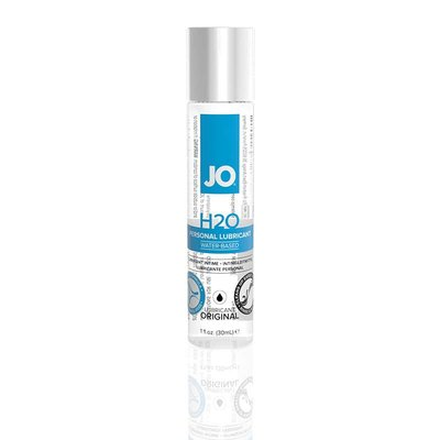 JO H2O Water-Based Personal Lubricant 1oz