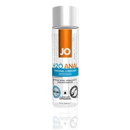 JO H2O Water-Based Anal Lubricant 8oz