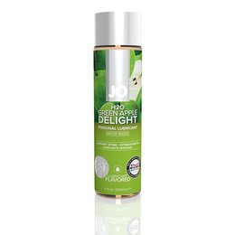 JO H2O Green Apple Flavoured Lubricant 4oz