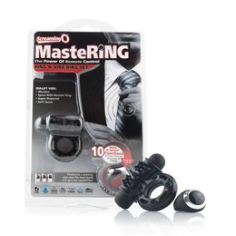 Screaming O MasteRing Ring & Vibe Ring Set