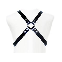 Kookie International Kookie International Basic Leather Harness