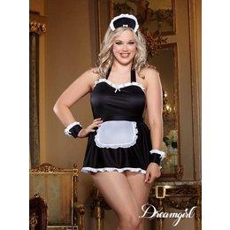 "Dreamgirl Dreamgirl ""Maid Me Dirty"" Lingerie Costume OSX"
