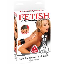 Pipedream Shock Therapy Couples Electro Touch Cuffs