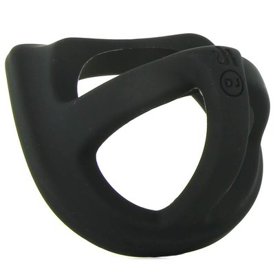 Doc Johnson KINK - Cock Jock Splitter - Silicone C-Ring