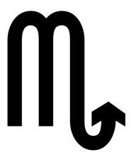 Scorpio Symbol