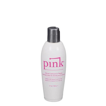 Pink Pink Silicone 4.7oz