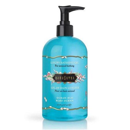 Kama Sutra Kama Sutra Luxury Bathing Gel - Ocean Blue