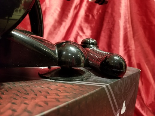 The Power Banger Base & Suction Cup