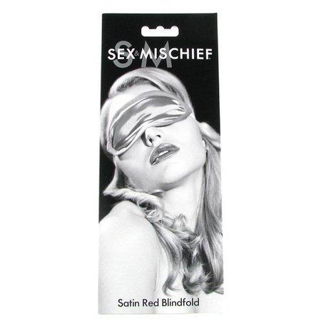 Sex & Mischief Satin Blindfold