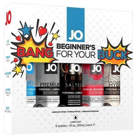 JO Beginner's Bang For Your Buck Set