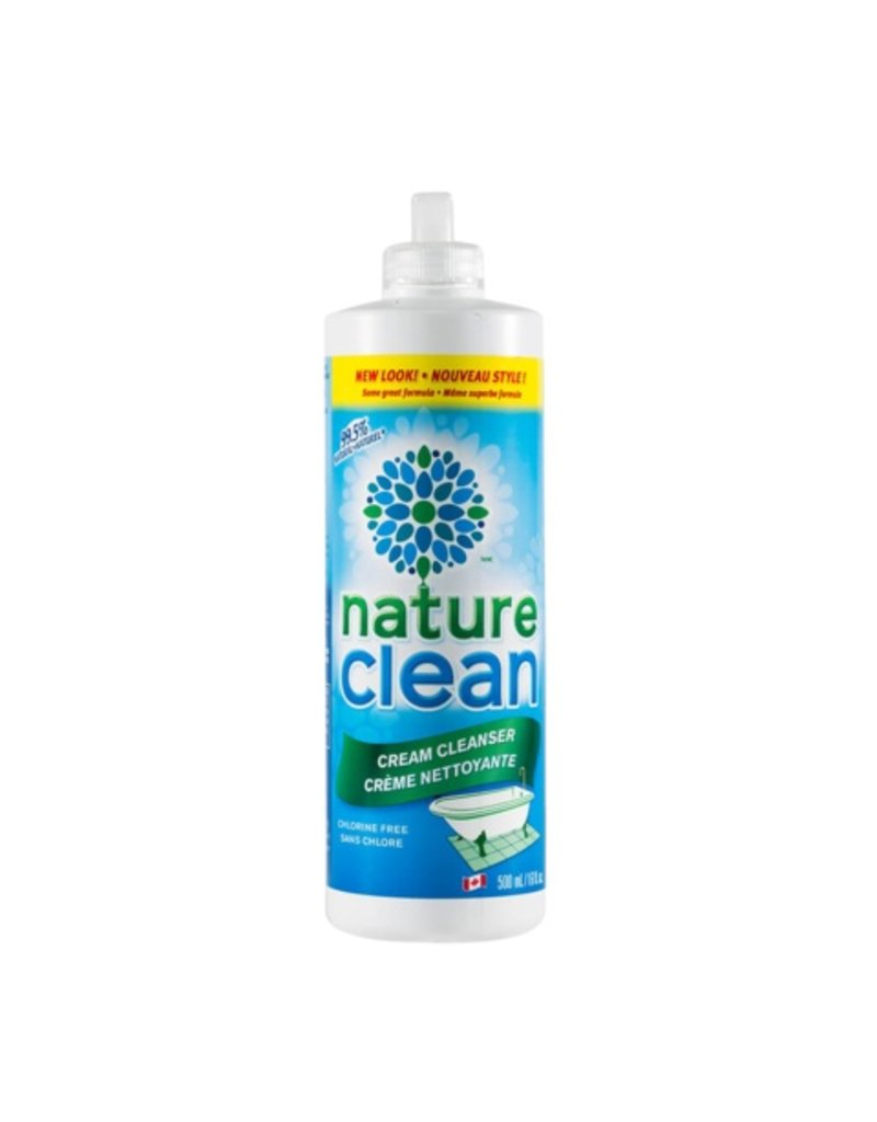 Nature Clean Tub & Tile Cream Cleanser 500ml - Nutrition Junction