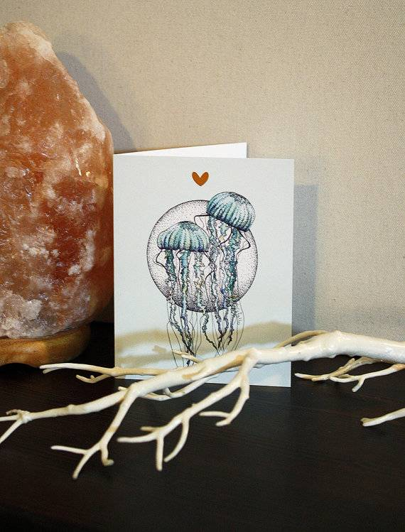 Jelly Love Card