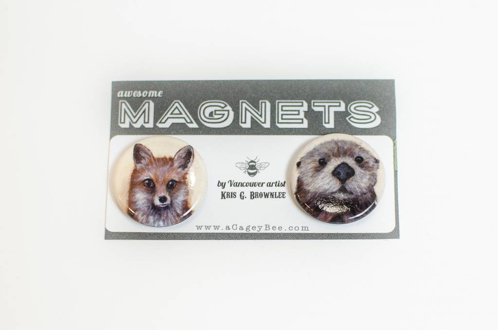 Terry & Gordon Magnet Pack