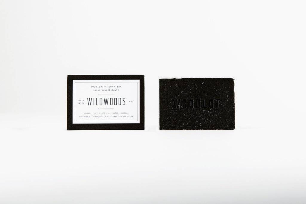 Woodlot Wildwoods Soap 4oz