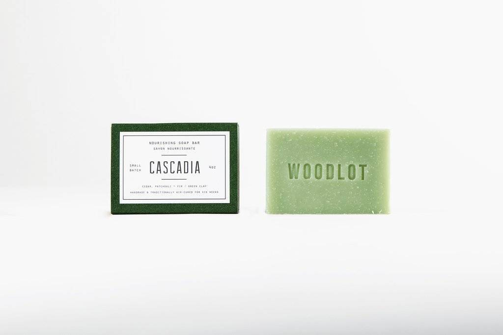 Cascadia Soap 4oz