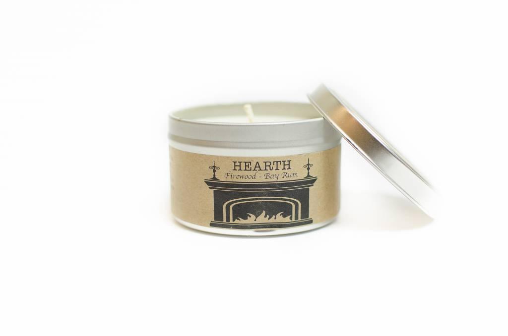 Hearth 8oz Candle