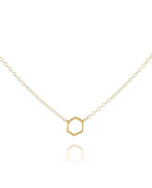 Pi Collection (USA) Hex Necklace