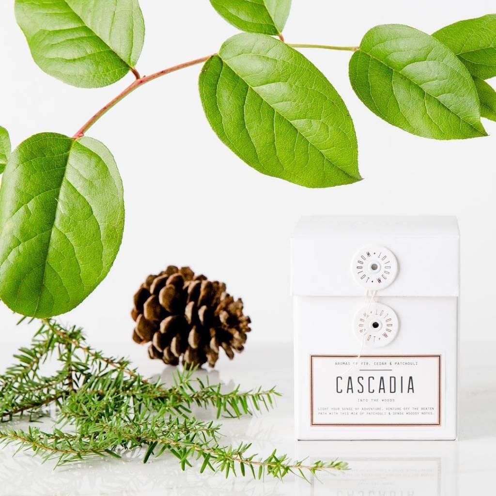 Woodlot Cascadia Candle 13.5oz