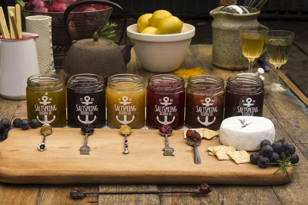 Saltspring Kitchen Co. Raspberry & Habanero Jam