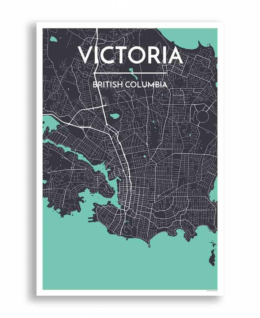 Victoria Map (Bokara)
