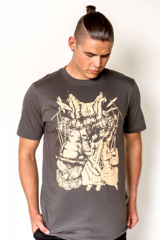 Immortal (DT) Rockin' Religions T-Shirt