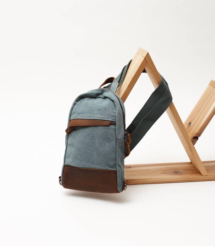 Mini Backpack - Green