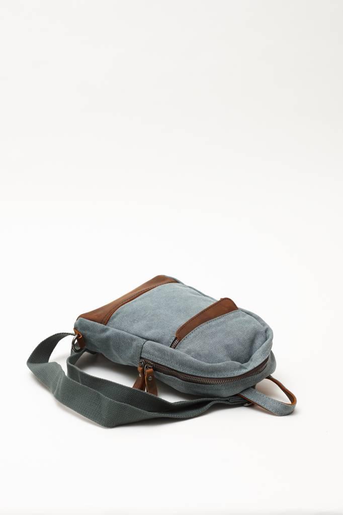 Gentlista (DT) Mini Backpack - Green